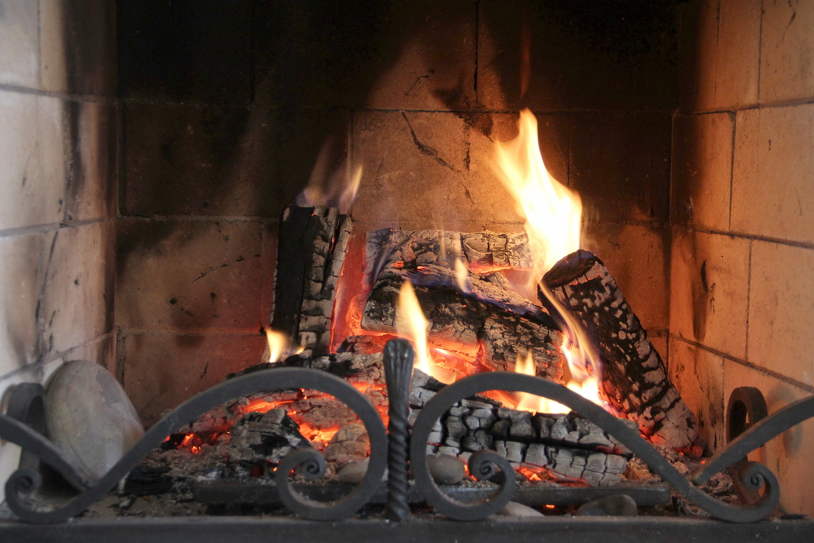 the irish sweep experience choosing the right fireplace finding